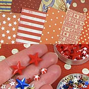 Stars, Dots & Stripes FREE Gift Kit