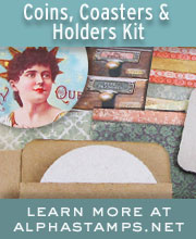 Alpha Stamps May Kit