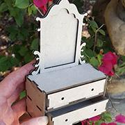 Gothic Dresser Kit