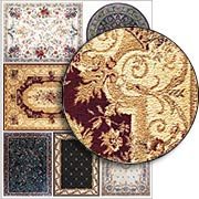 Aubusson Dollhouse Rugs Collage Sheet
