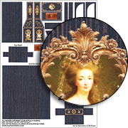 Secretary 1:24 Scale Collage Sheet