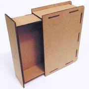 Hidden Drawer Book Box