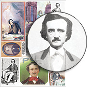 Just Poe Collage Sheet
