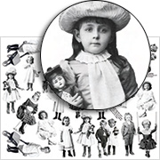 Little Sweeties Collage Sheet