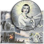 The Star Fairies Collage Sheet