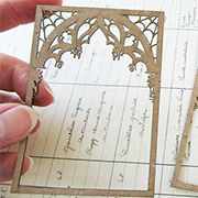 Dragon Arch ATC Card