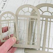 Arched Windows Set