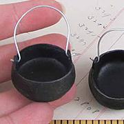 Mini Black Cauldron