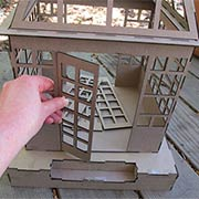 Conservatory - 1:12 Scale
