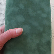 Cypress Green Suede Paper