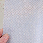 Faded Periwinkle Grey Dots Scrapbook Paper