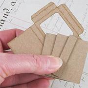 Framed Matchbox Book