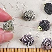 Tiny 3D Hedgehog