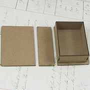 Matchbox Sized Faux Book Box