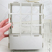 Rectangular Bay Window - 3 Columns