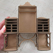 Millinery Cabinet