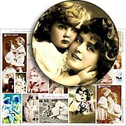 Mother Knows Best Collage Sheet