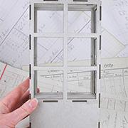 Rectangular Bay Window - 2 Columns