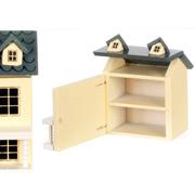 Dollhouse for a Dollhouse - Hinged