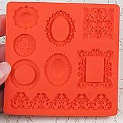 Silicone Mold - Ornaments & Settings