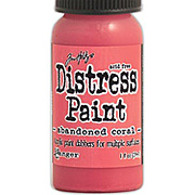 Distress Paints - Abandoned Coral