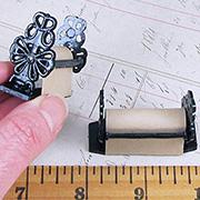 Miniature Paper Dispenser