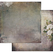 Tattered Garden Scrapbook Paper - Playground