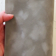 Mushroom Suede Paper